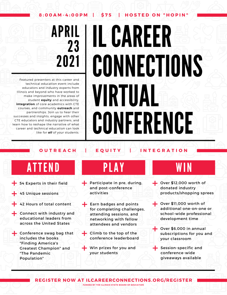IMAGE - Conference Highlights Informational One-Pager